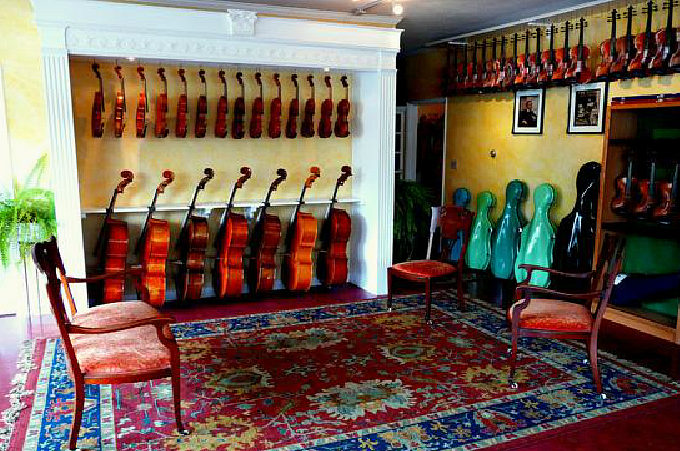 R L Ray Violin Shop