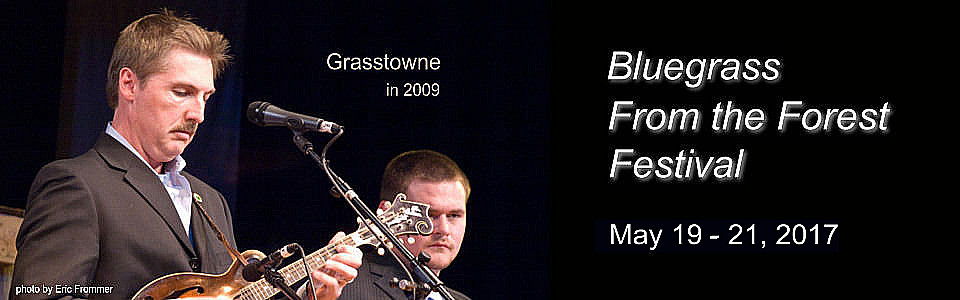 Grasstowne performing in 2009