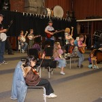 Chick Rose's Youth School of Bluegrass