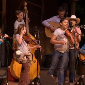 Chick Rose School of Bluegrass - Photo by Nancy Bay