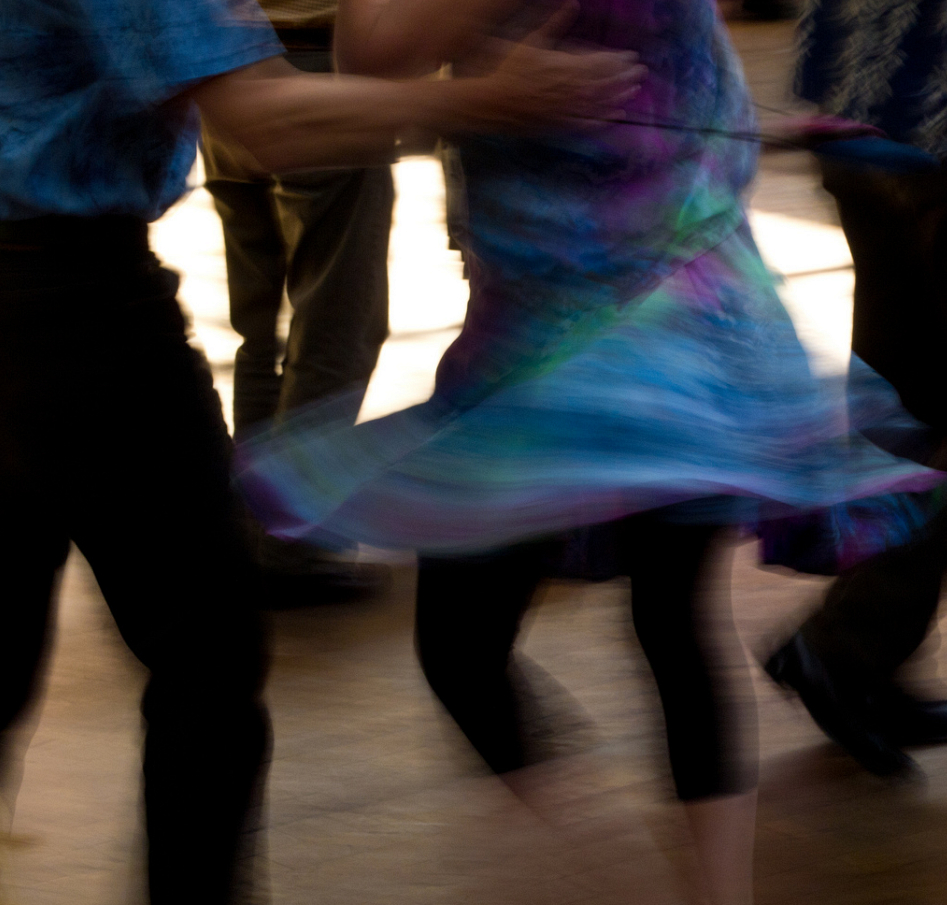 Country Dance - photo by Eric Frommer