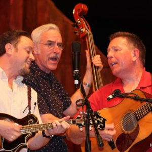 Flame Keepers perform at Bluegrass from the Forest
